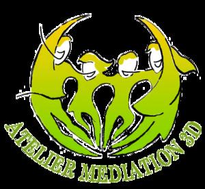 logo mediation 3D