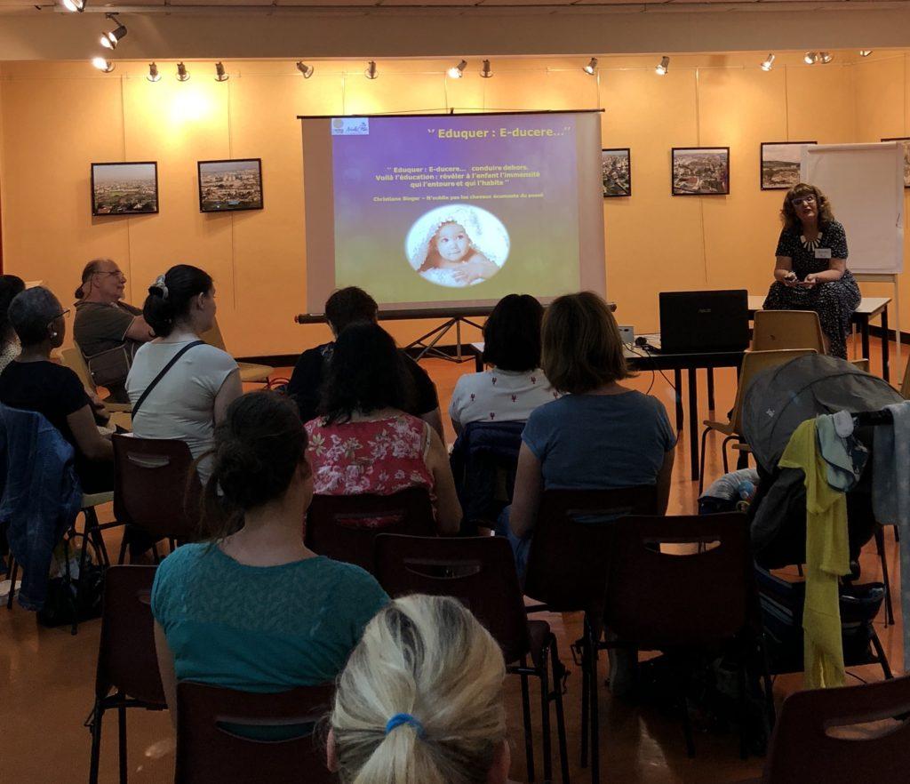 Conférence Nicole 3 M.3D